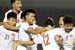 Vietnam U19 side placed among third seeds ahead of AFC U19 Championship