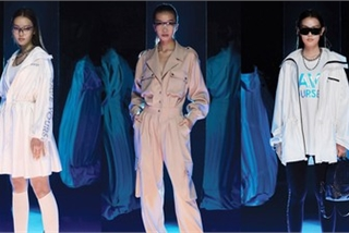 Livestream marks launch of first COVID-19 fashion collection