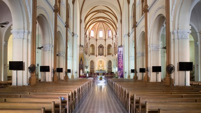 Notre-Dame Cathedral in HCM City named among most beautiful in world