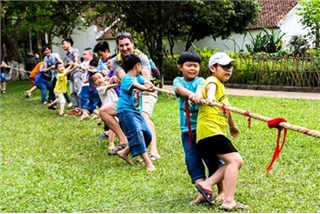 Museum of Ethnology to host Southeast Asian games for children