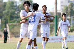 U19 footballers gather ahead of AFC U19 Championship finals