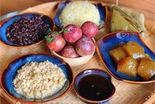 Indispensable dishes consumed during Doan Ngo festival