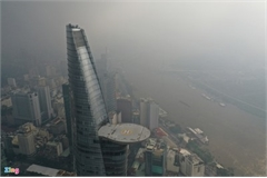 HCM City left gloomy amid heightened levels of air pollution