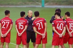 Coach Park Hang-seo names large squad for U22 men's football team
