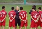 Coach Park Hang-seo names large squad for U22 men's football team
