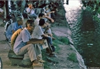 Peaceful moments captured in scenes from 1990s Hanoi