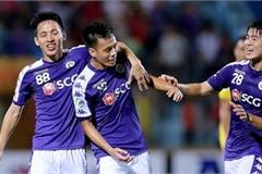 Van Quyet wins AFC award for incredible acrobatic goal