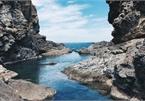A close look at the stunning natural rock pools of Vietnam