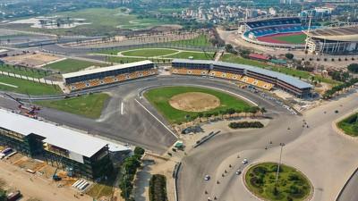 Hanoi plans to hold F1 Grand Prix in late November