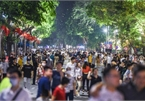 Leading nightlife pedestrian streets nationwide
