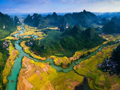 Cao Bang listed among Top 50 best views in the world