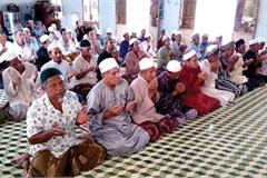 Ramadan month of the Cham