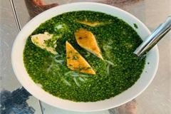 Phu Yen's chive noodle soup