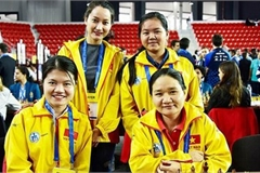 Vietnam drawn alongside China at FIDE Online Chess Olympiad 2020
