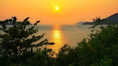 Cu Lao Cham through the lens of Greek adventurer