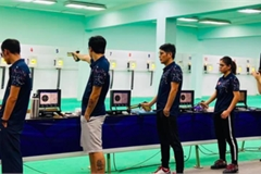 Vietnamese marksmen compete in online international tournament
