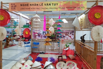 Hanoi, the home of the quintessential craft villages