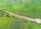 Discovering Chu Se terraced fields from height