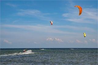 Discovering stunning Ninh Chu beach in Ninh Thuan
