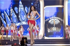 Ngoc Chau finishes among Top 10 of Miss Supranational 2019