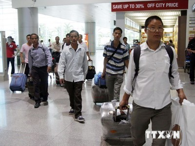 Vietnam suspends sending workers to Middle East