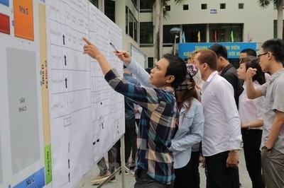 Over 650,000 Vietnamese labourers working abroad