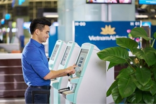 Vietnam Airlines deploys self-service kiosks to speed up check-in services
