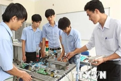 Vietnam develops skilled human resources
