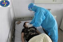 A closer look at a quarantine area for COVID-19 patients
