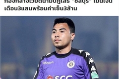 Hanoi FC midfielder refuses Thai League offers for Europe goal