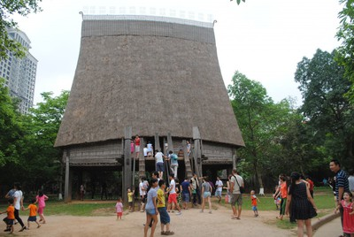 Museum of Ethnology offers free admission on Int'l Museum Day