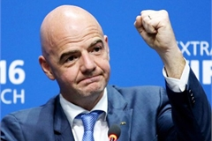 FIFA President lavishes praise on Vietnamese football