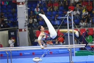 Gymnasts set sights on securing additional Olympic place