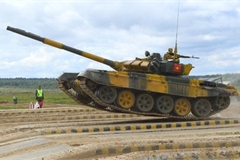 Vietnam progresses to final of Tank Biathlon 2020