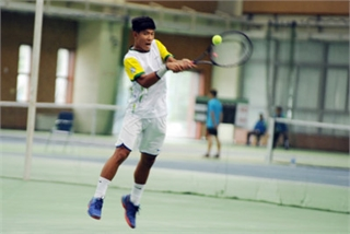 Young tennis players shine at PTT - ITF Junior Grade 4