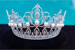 Tiara unveiled for Miss World Vietnam 2019 pageant