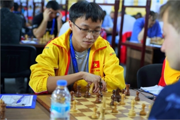 Vietnamese player finishes in 10th place at Hunan Int'l Chess Open