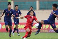 Vietnam's U19 draw Thailand in Bangkok Cup 2019
