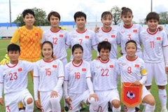 VN football teams ranked first in Southeast Asia