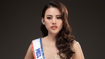 Ha Vi Vi set to compete in Miss Asia Award 2019 beauty pageant