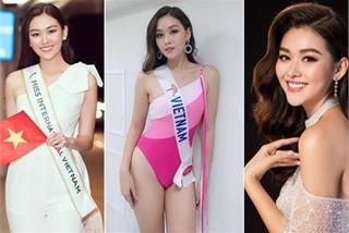 Tuong San's journey to reach Miss International final