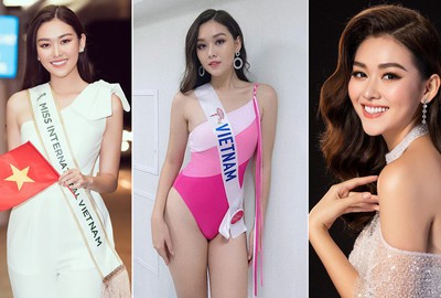 Tuong San's journey to reach Miss International final