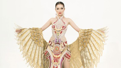 National costume unveiled for Miss Supranational 2019