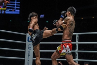 Vietnamese fighter enjoys KO win at ONE Championship