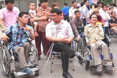 Over 7,000 disabled to join 20th camp festival in Ho Chi Minh City