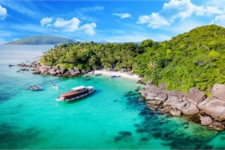 Con Dao named among most beautiful island destinations for winter travel