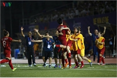 Vietnamese women's football team receive big bonus