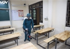 Hanoi disinfects exam sites to mitigate COVID-19 risk