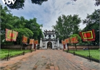 Historical relic sites in Hanoi left deserted amid COVID-19 fears