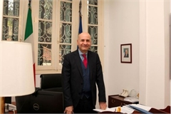 Italian ambassador hails VN initiative to assist COVID-19 hit country